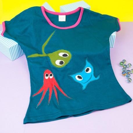 Camiseta Infantil KDNE1515