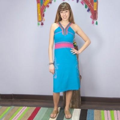 Vestido casual DRNE1503