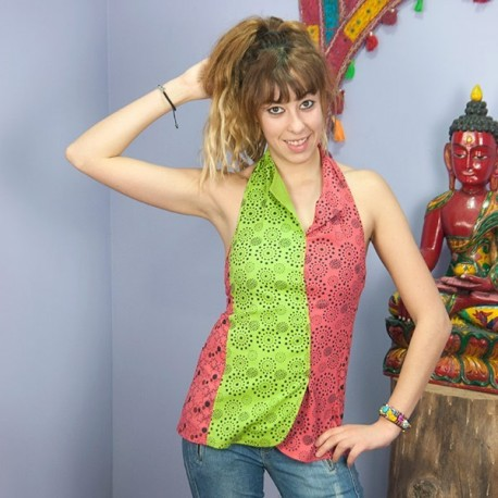 Top Hippie Chic TPNE1507