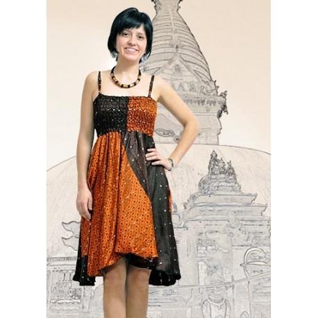 Vestido etnico DRIN0907