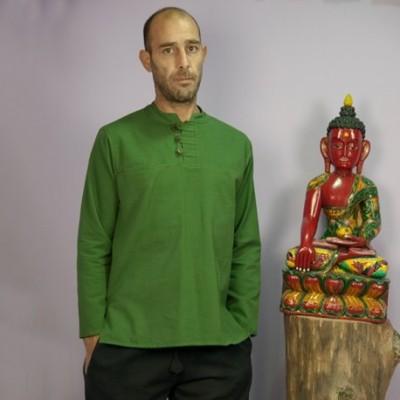 Camisa cuello Mao KTNE1502