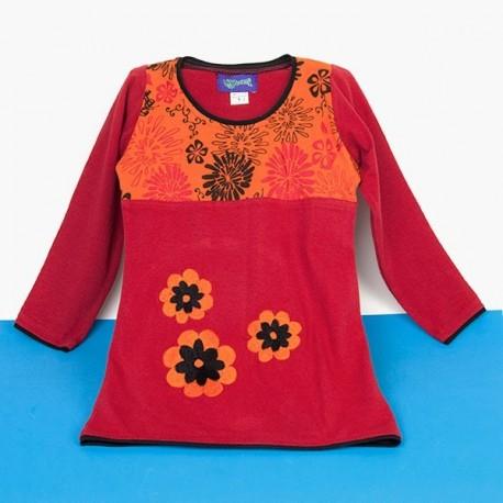 Vestido bordado infantil KDNE1521