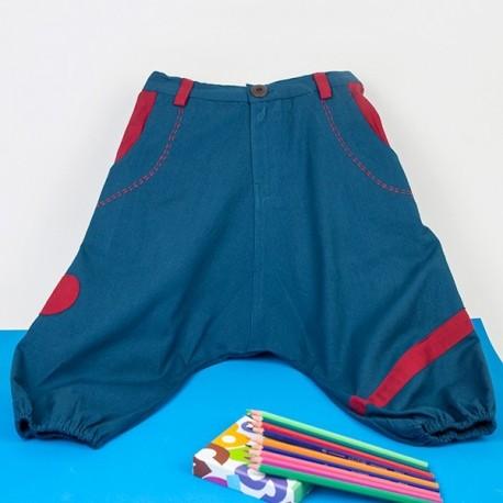 Pantalon afgano niños KDNE1526