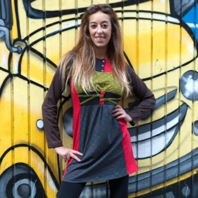 Vestido Hippi-Chic DRNE1509