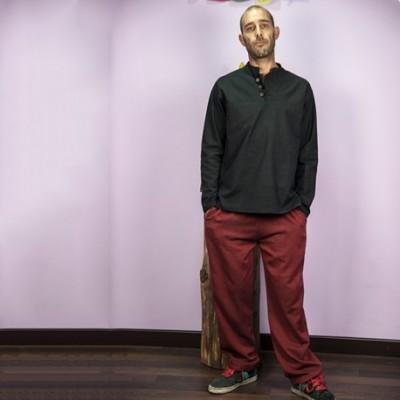 Pantalon Basico Grueso TRM1709