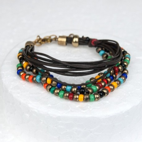 Pulsera Hippie PU118IN