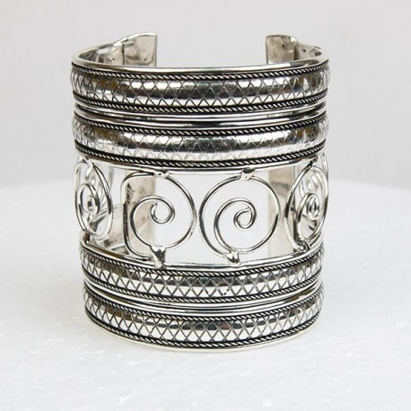 Brazalete metalico PU128IN