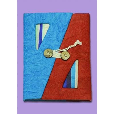 Libreta artesanal NB33NE
