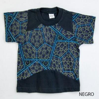 Camiseta Hippie Infantil KDNE1604