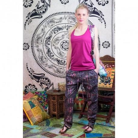 Pantalon hippie pitillo TRIN1610