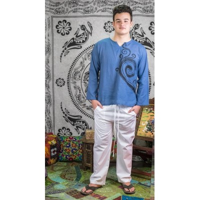 Pantalon hippie hombre TRM1606