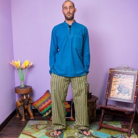 Pantalon hippie rayas TRM1608