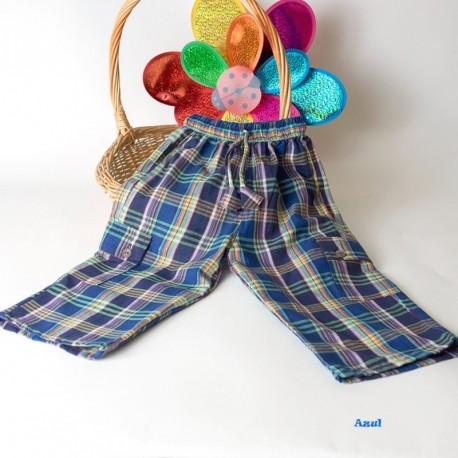 Pantalon hippie Infantil KDNE1626