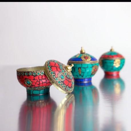 Cofre Tibetano Caja 22
