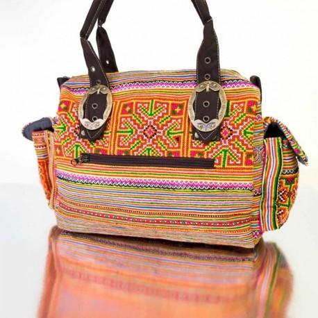 Bolso etnico Hmong BG236