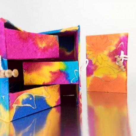 Caja Joyero Papel 23