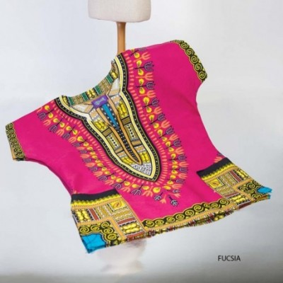 Camiseta tribal niñas KDTH1703