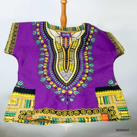 Camiseta tribal niñas KDTH1703