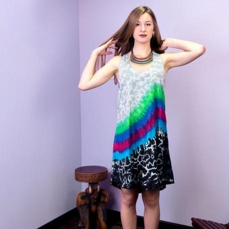 Vestido Corto Tye Dye DRTH1704