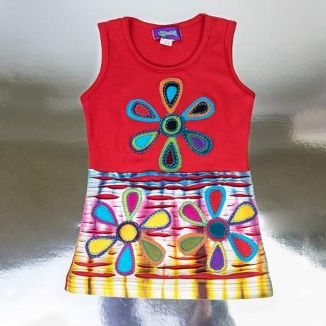 Vestido Hippie Niñas KDNE1704