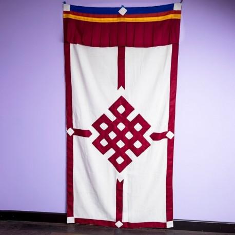 Tapiz Tibetano TZ47NE