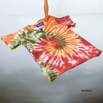Camiseta hippie niños KDNE1705
