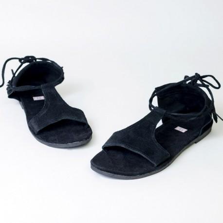 Sandalia flecos BAYA