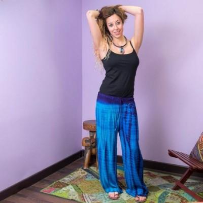 Pantalon hippie bambula TRIN1708