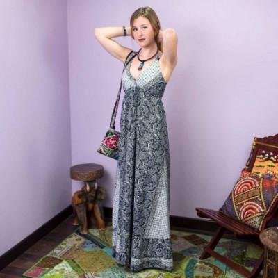Vestido Largo Etnico DRIN1711