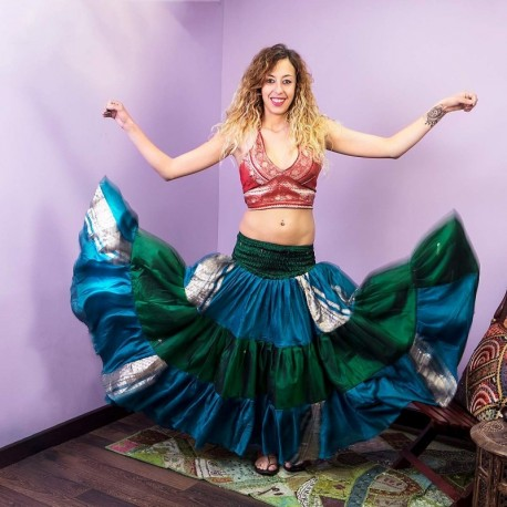 Falda Danza Tribal Rania