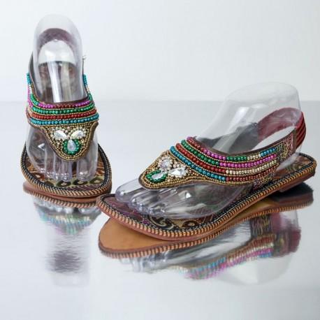 Sandalia etnica BAHU