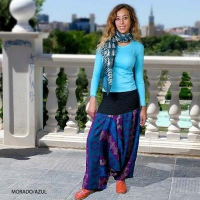 Pantalon afgano lana TRIN1717