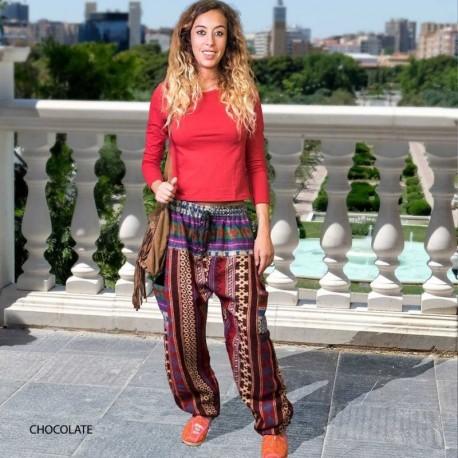 Pantalon hippie lana TRIN1718