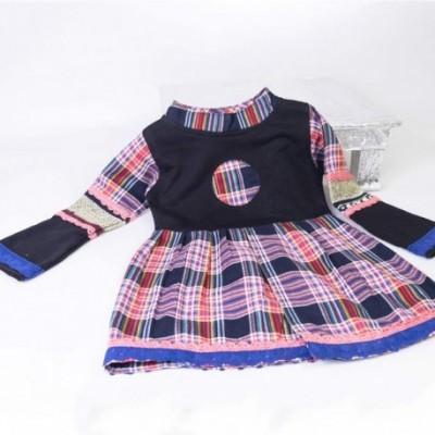 Vestido Etnico Niñas KDNE1721