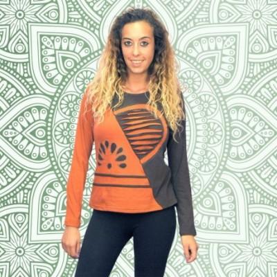 Camiseta Bicolor TPNE1722