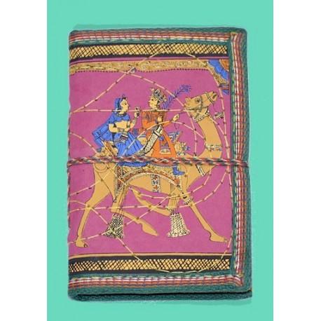 Libreta artesanal hindu NB38IN