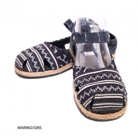 Zapato Etnico Bordado