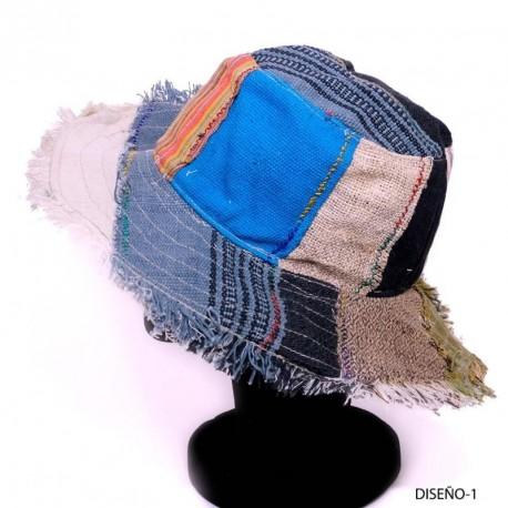 Sombrero Cañamo CAP51NE