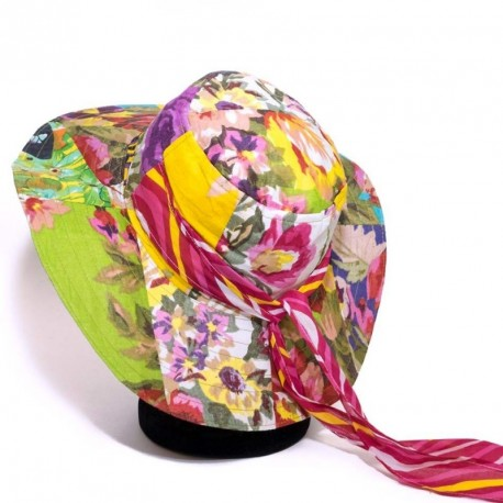 Pamela hippie flores CAP52TH