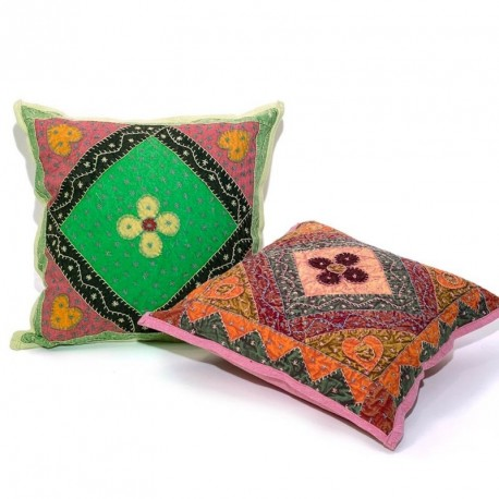 Cojin Flor Patch CO48IN
