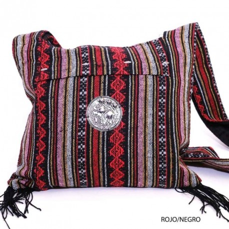 Bolso Hippie Rayas BG270