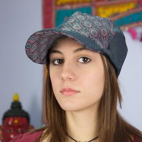 Gorra Hippie CAP33NE