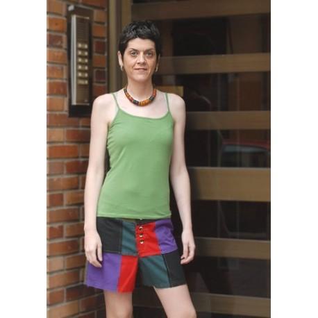 Pantalon corto hippie TRNE0825