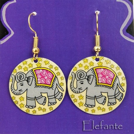 Pendientes hippies PE236IN