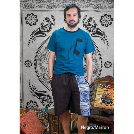 Pantalon Corto Etnico TRM1601