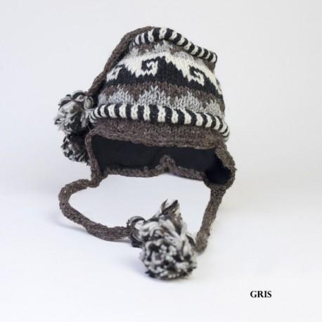 Gorro hippie niños CAPK02NE