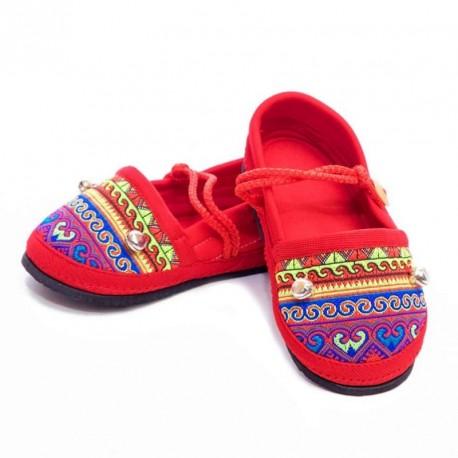 Zapatitos etnicos bebe