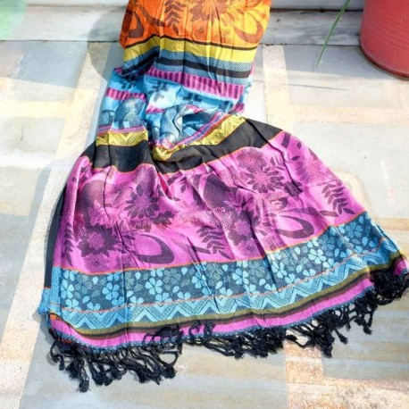 Pashmina etnica- Pañuelo 131