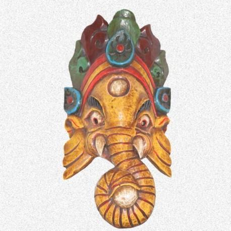 Mascara Tibetana Ganesh