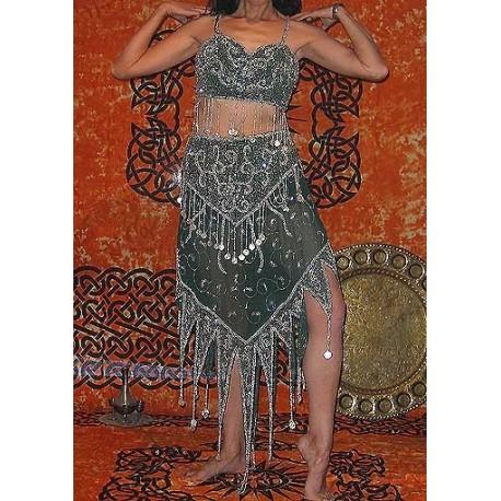 Traje danza oriental DELHI